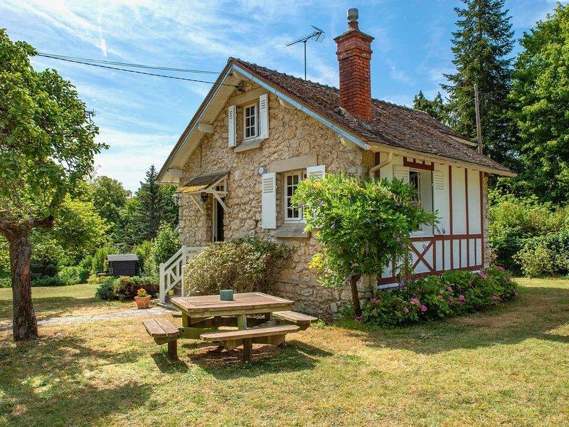 La Petite Affolante , demeure  de charme à Samois Sur Seine, vacation rental in Vernou-la-Celle-sur-Seine