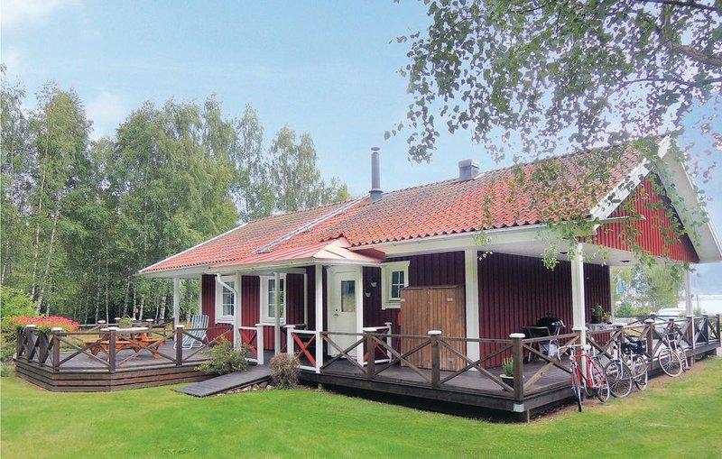 3 Zimmer Unterkunft in Vittaryd – semesterbostad i Ljungby