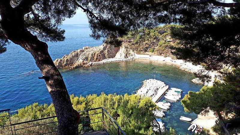 Maison face à la mer dans les calanques, holiday rental in Gignac-la-Nerthe