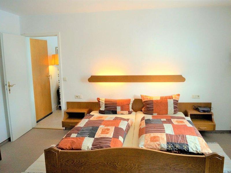 Ferienwohnung 1, 25qm mit 1 Schlafzimmer für max. 2 Personen, alquiler vacacional en Freudenstadt
