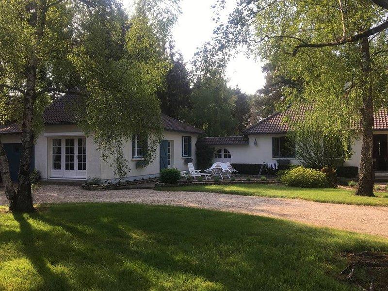 Le gîte de Bernard et Annick, holiday rental in Beaune-la-Rolande