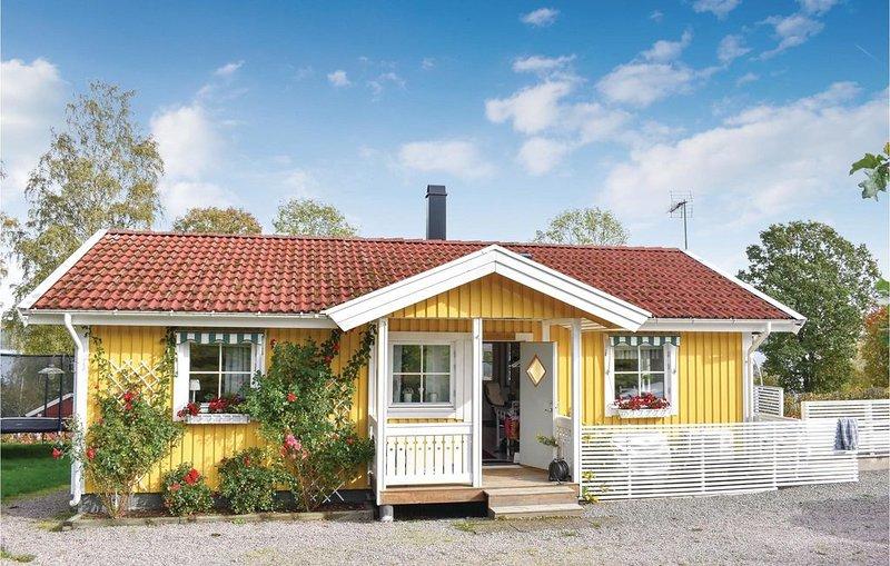 4 Zimmer Unterkunft in Ydre, aluguéis de temporada em Bjarkeryd