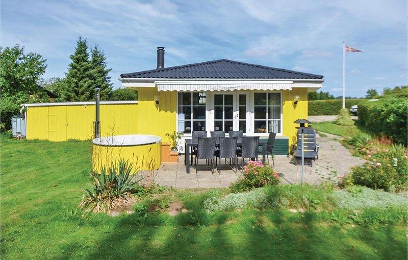 2 Zimmer Unterkunft in Broager, location de vacances à Rinkenaes