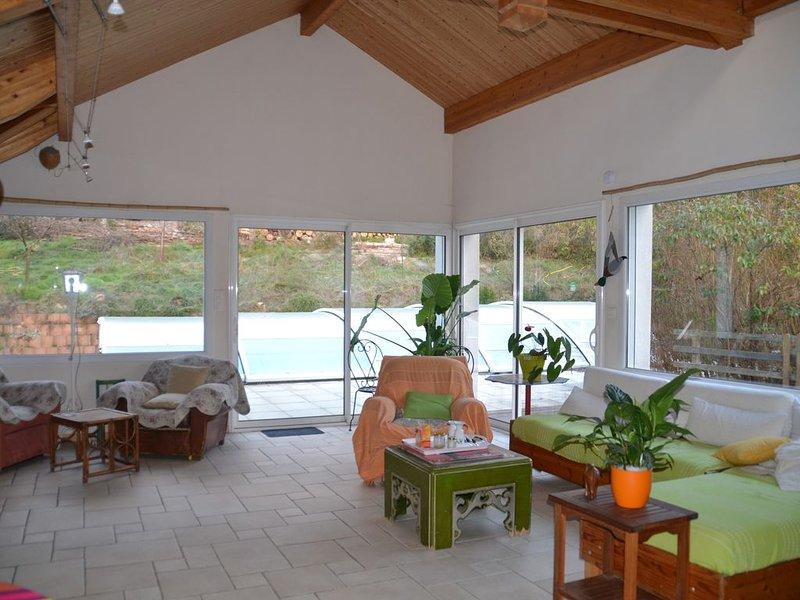 GITE PISSENLIBLEU A MILLAU, aluguéis de temporada em La Roque-Sainte-Marguerite