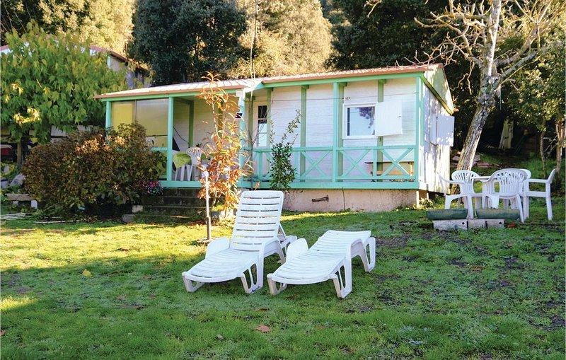 2 Zimmer Unterkunft in Casalabriva, vacation rental in Petreto-Bicchisano