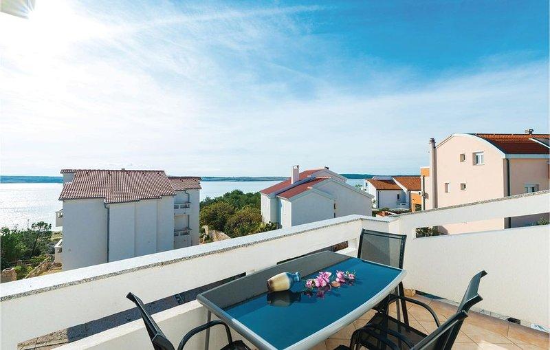 1 Zimmer Unterkunft in Vidalici, vacation rental in Vidalici