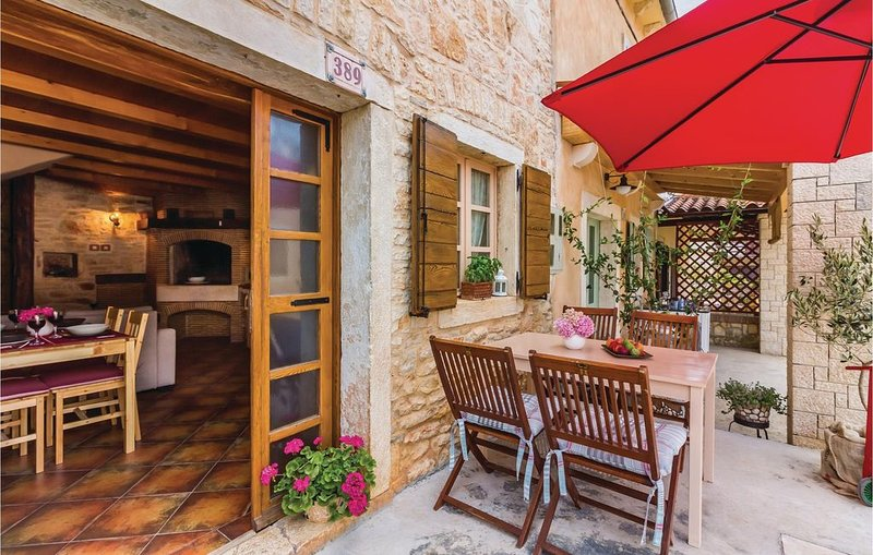 2 Zimmer Unterkunft in Marcana, casa vacanza a Marcana