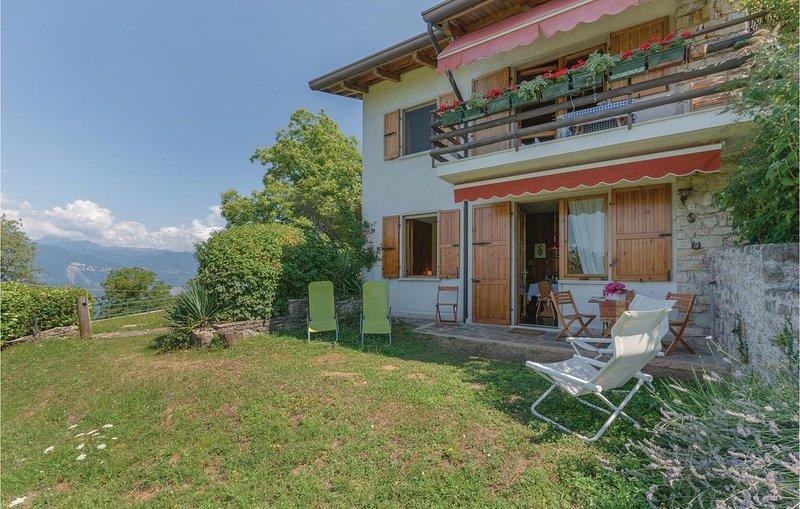 2 Zimmer Unterkunft in San Zeno di Montagna, casa vacanza a Pai