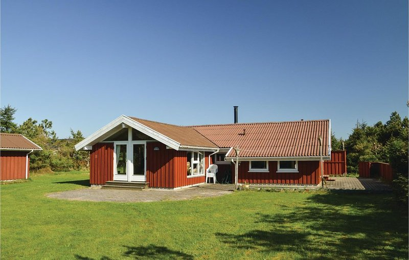 3 Zimmer Unterkunft in Løkken, vacation rental in North Jutland