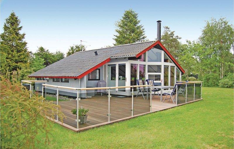 2 Zimmer Unterkunft in Sydals – semesterbostad i Sönderborg