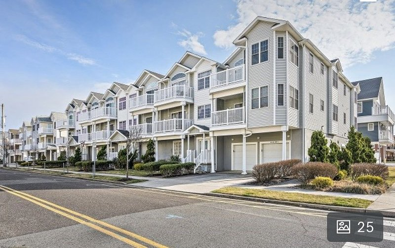 *New Listing* Discounted rates!  N. Wildwood Beach Block Condo, great location!, vacation rental in North Wildwood