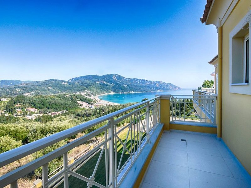 Villa Sofia #3  Appartement  with amazing view, holiday rental in Afionas