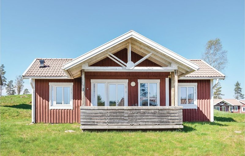 1 Zimmer Unterkunft in Hok, vacation rental in Bodafors