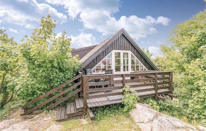 2 Zimmer Unterkunft in Allinge, vacation rental in Bornholm