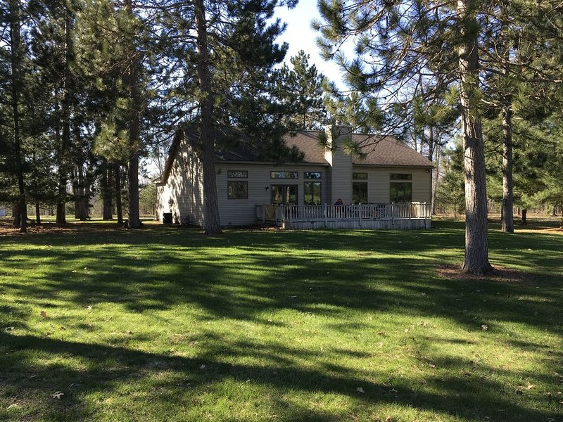 Golf Course frontage, vacation rental in Black River