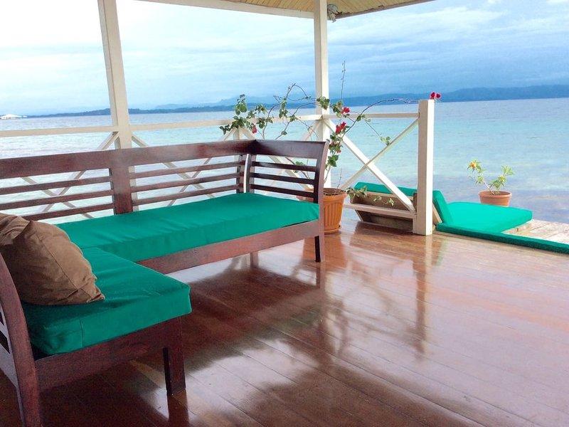 Bocas Villas - 4 units, location de vacances à Almirante