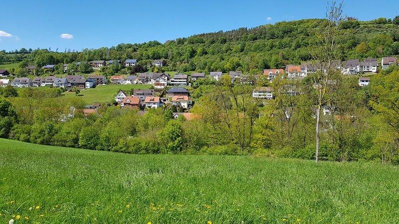 Ferienwohnung Weserbergland, casa vacanza a Hoxter