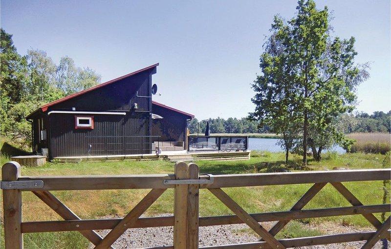 2 Zimmer Unterkunft in Kalmar – semesterbostad i Rockneby