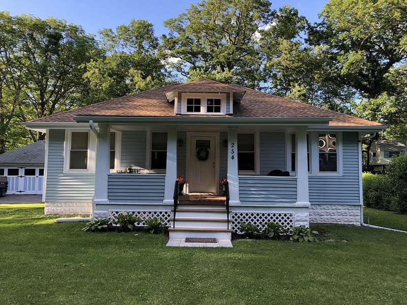 Craftsman cottage in the Catskills near Hunter Mountain, holiday rental in Round Top