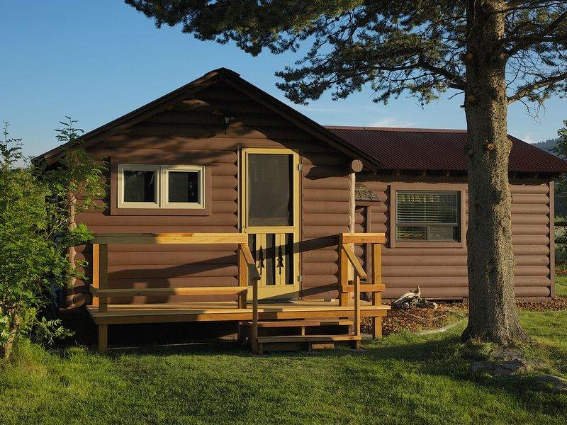 Denny Creek Cabin ... Montana Hideaway, holiday rental in West Yellowstone
