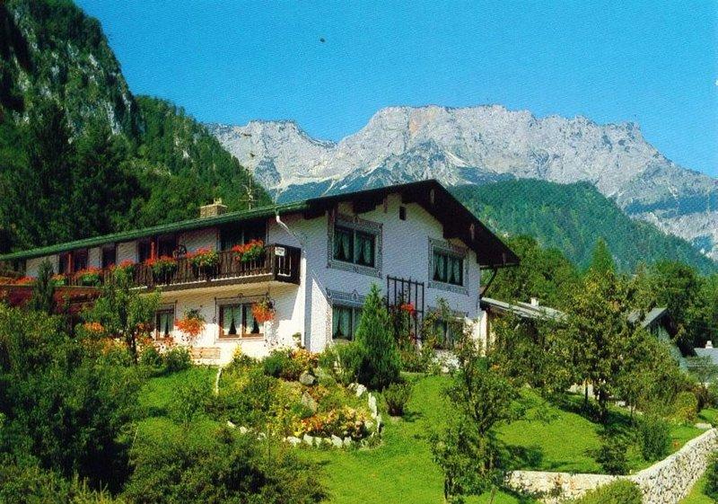 zwischen Berchtesgaden und Salzburg am Fuße des Untersberg, vakantiewoning in Hallein