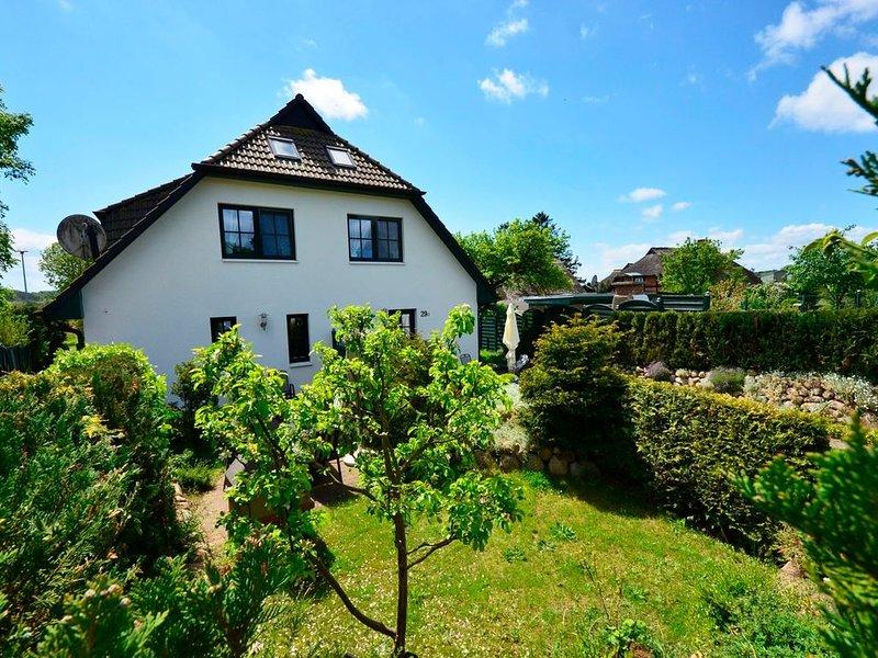 Ferienhaus für 6 Gäste mit 100m² in Groß Zicker (20602), vakantiewoning in Thiessow