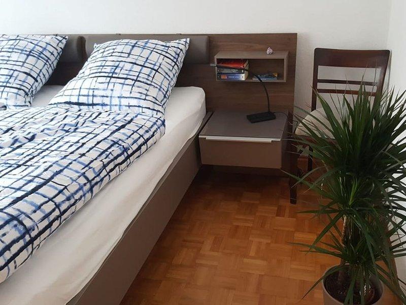 Apartment Nelli, 96qm, 3 Schlafräume, max. 5 Pers., casa vacanza a Albstadt