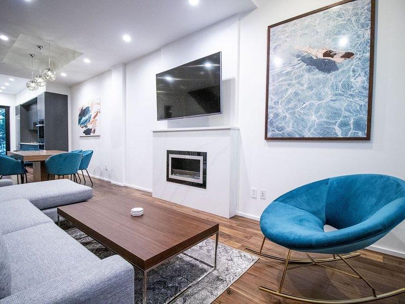 Beautiful, Modern Brooklyn Brownstone, holiday rental in Brooklyn