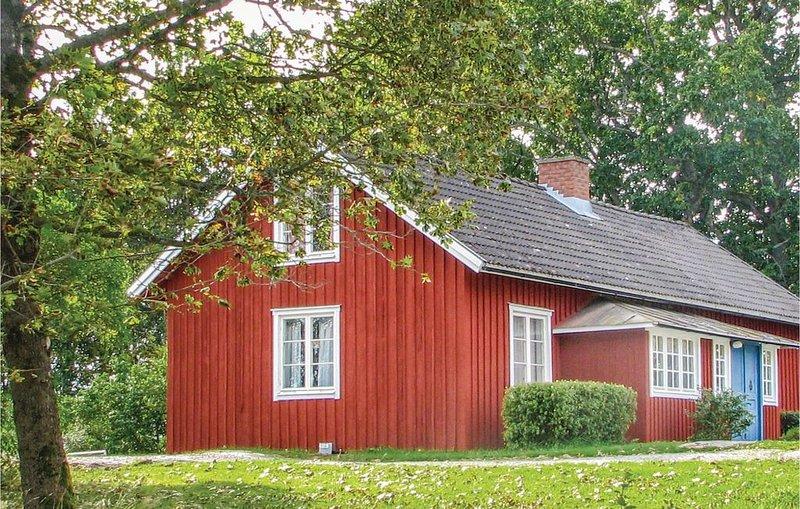 2 Zimmer Unterkunft in Mellerud, location de vacances à Hogsater