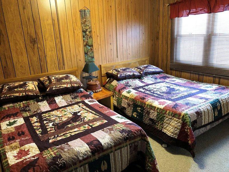 Porcupine Lodge - Unit 4, alquiler de vacaciones en Ontonagon