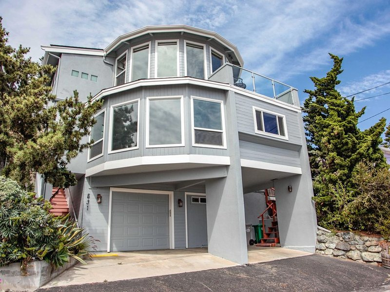 Beautiful, Custom Cayucos Home with Views!, alquiler de vacaciones en Cayucos