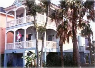 Breathtaking Ocean & Island Views from Four Porches!, holiday rental in Saint Helena Island