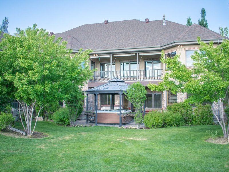 Hobbs Utah Adventure Home, casa vacanza a Timber Lakes
