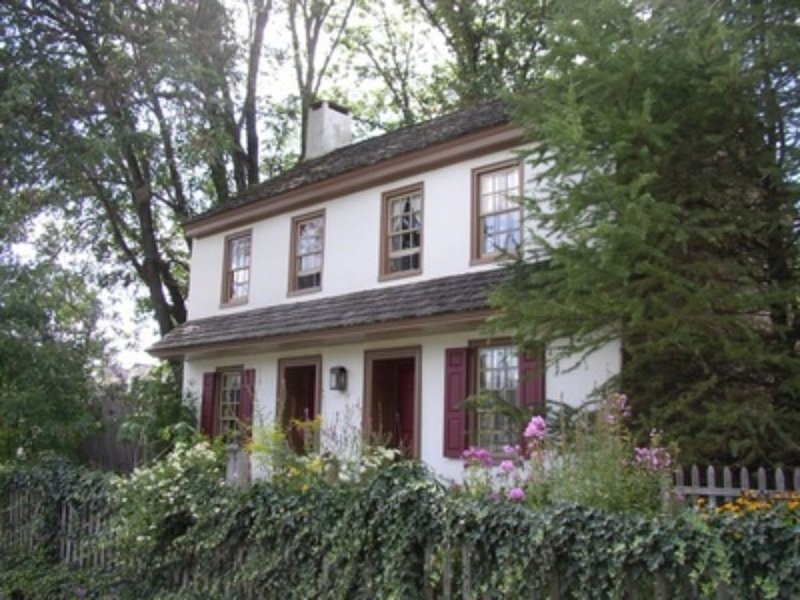 Entire Historic Home close to New Hope/Lambertville, alquiler vacacional en Upper Black Eddy