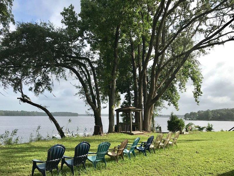 FishInn! Lake Talquin hunting, hiking & fishing!, casa vacanza a Quincy