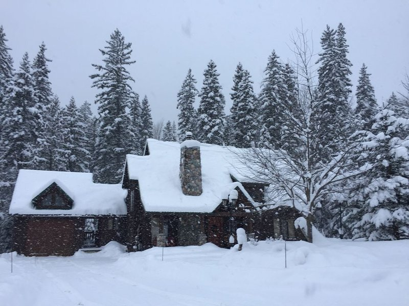 Black Dog Chalet Fernie, holiday rental in Fernie