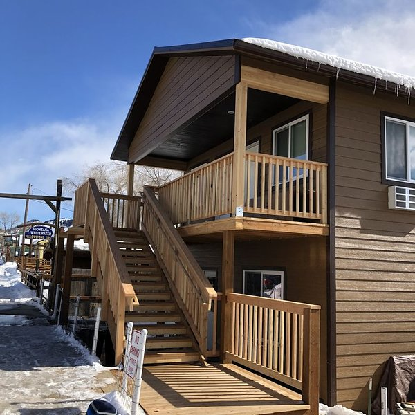 ParkWay Yellowstone Guest House 2, location de vacances à Gardiner