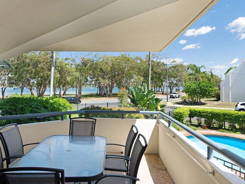 Everything you need including a pool! Karoonda Sands Apartments, alquiler de vacaciones en Ningi