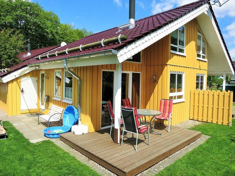 Ferienhaus Alissa mit ca. 70qm für max. 5 Personen, casa vacanza a Extertal