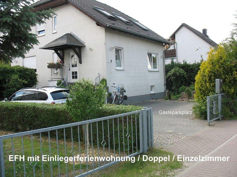 Ferienwohnung/App. für 2 Gäste mit 30m² in Rathenow (95257), holiday rental in Klessen