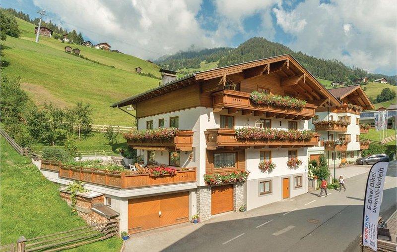 3 Zimmer Unterkunft in Grossarl, holiday rental in Dorfgastein