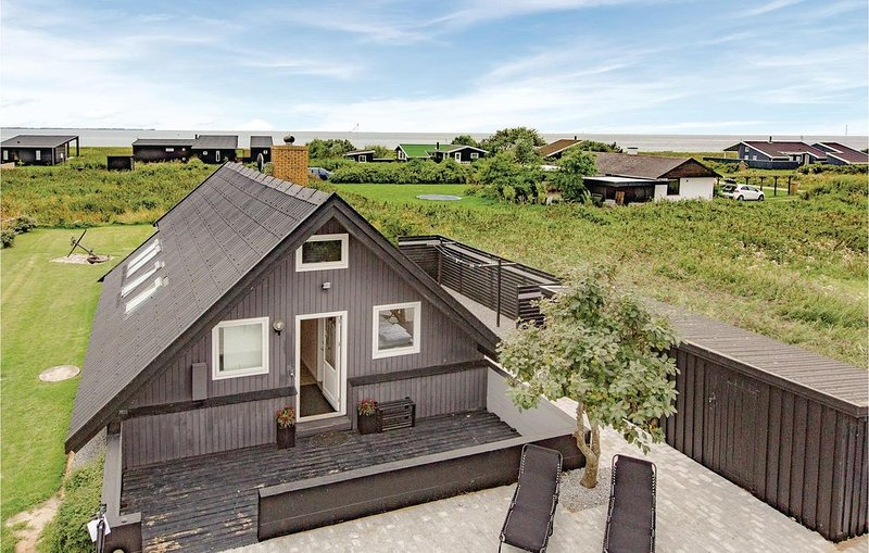 3 Zimmer Unterkunft in Sjællands Odde, vacation rental in Havnebyen