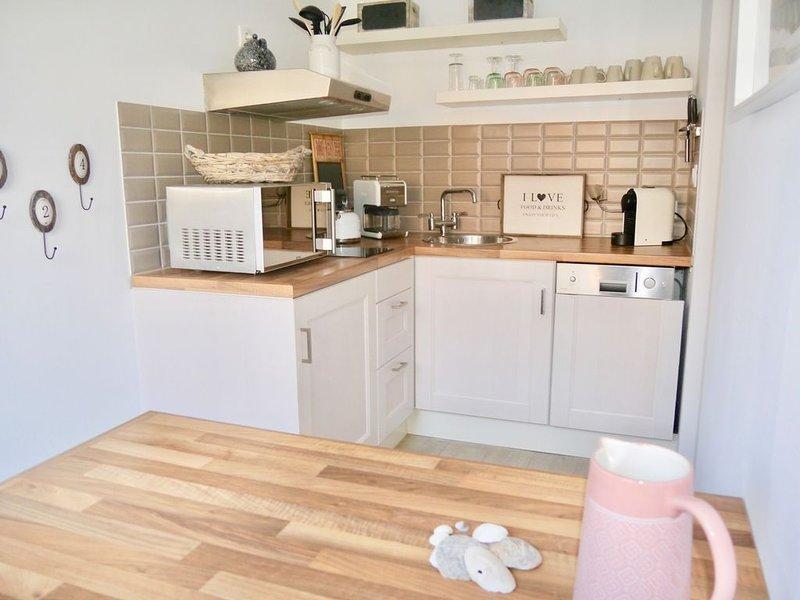 Ferienwohnung/App. für 3 Gäste mit 43m² in Eckernförde (9315), holiday rental in Eckernforde