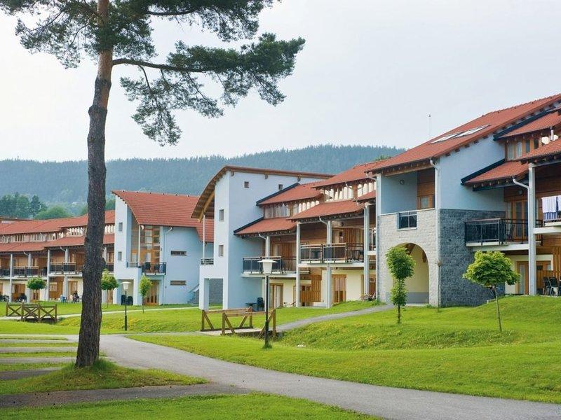 10-Personen-Ferienwohnung im Ferienpark Landal Marina Lipno, vacation rental in Cerna v Posumavi