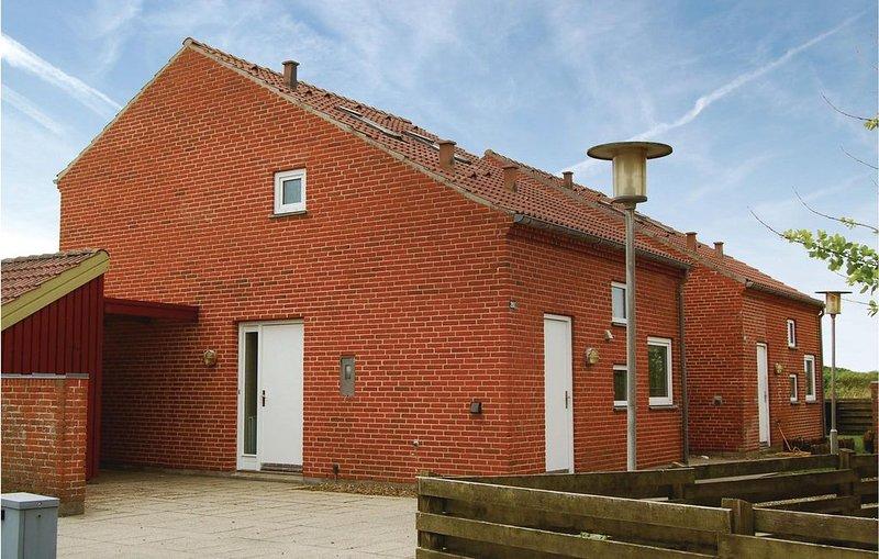 2 Zimmer Unterkunft in Thyborøn, location de vacances à Lemvig