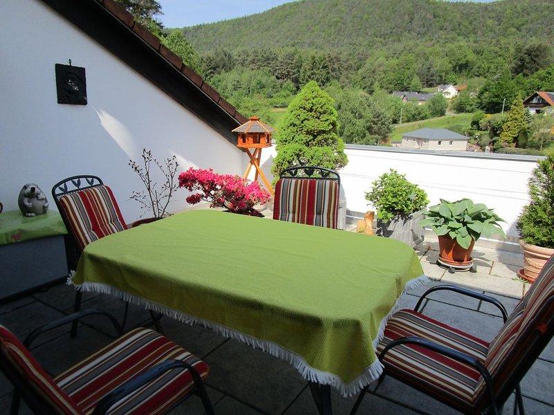 Ferienwohnung Schwanheim Naturidylle, location de vacances à Rodalben