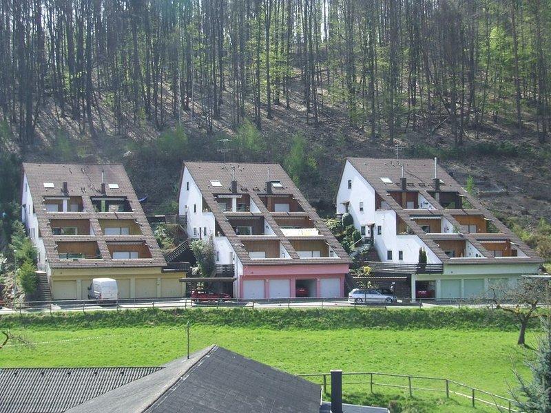 Ferienwohnung Schwanheim für 1 - 2 Personen mit 1 Schlafzimmer - Ferienwohnung, location de vacances à Rodalben