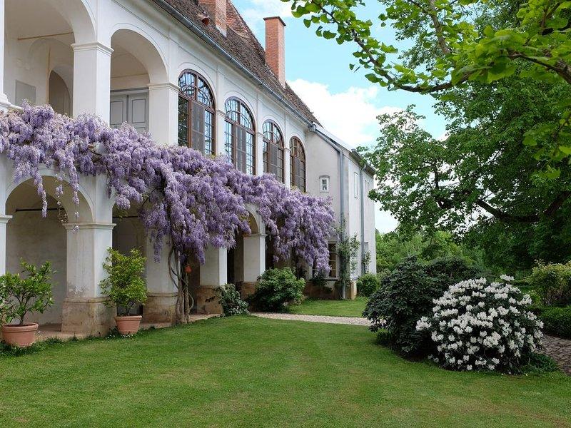 Wir schenken unseren Gästen das tolle Erlebnis Schlossherren auf Zeit zu sein!, location de vacances à Kukmirn