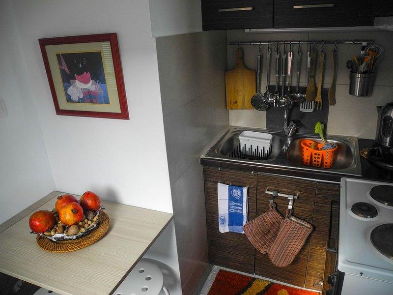 AFRODITIS HOME ist ein kleines gemuetliches Plaetzchen zur Erhohlung, casa vacanza a Amaliada