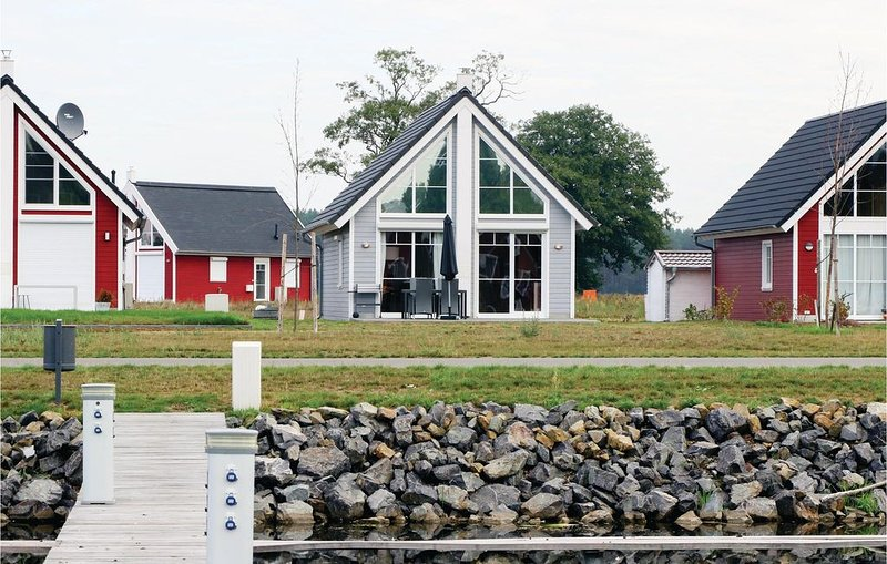 2 Zimmer Unterkunft in Zerpenschleuse, location de vacances à Schmargendorf